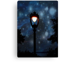 My Nightlight © Canvas Print