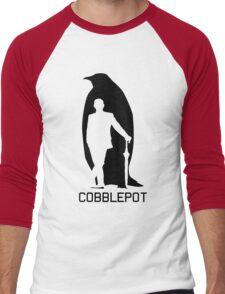 Cobblepot Men's Baseball ¾ T-Shirt
