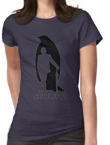 Cobblepot Womens Fitted T-Shirt