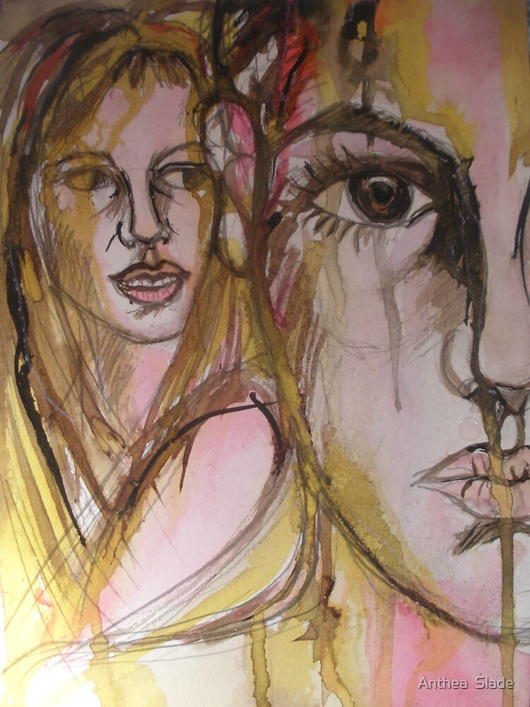 Girl, Interrupted by Anthea  Slade