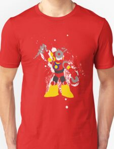 Metal Man Splattery T-Shirt Unisex T-Shirt