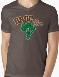 Broc On Mens V-Neck T-Shirt
