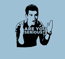 New Girl - Are you serious?! Unisex T-Shirt