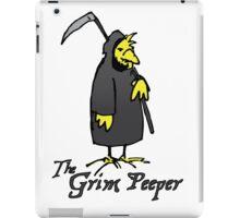 The Grim Peeper iPad Case/Skin