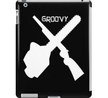 Groovy v2 iPad Case/Skin