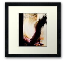 need to step away.....  Framed Print