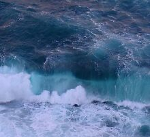 The Colour of Water by Of Land & Ocean - Samantha Goode
