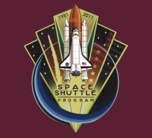 Space Shuttle Commemorative T-Shirt T-Shirt