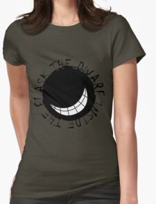 The Dwarf Inside The Flask Womens Fitted T-Shirt