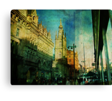 Glaschu Canvas Print