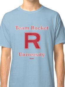 Team Rocket University Classic T-Shirt