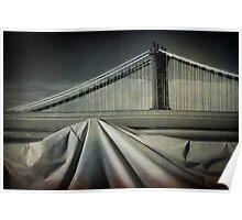 Bridges shapes Poster