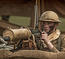 Gunner by Peter Towle
