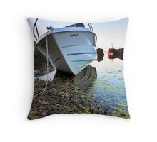 Smugglers Throw Pillow