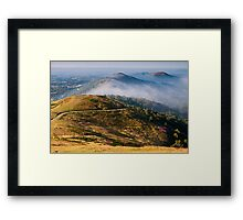 Welcome to Malvern Framed Print