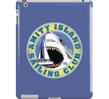 Amity Island Sailing Club iPad Case/Skin