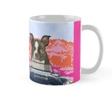 Boston Terrier Pop Art Mug