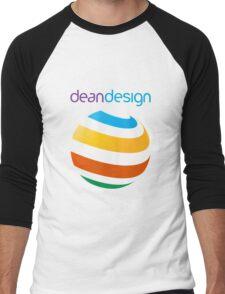 Dean Design Corporate Branding Men's Baseball ¾ T-Shirt
