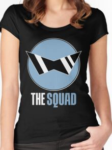 Squirtle Squad Women's Fitted Scoop T-Shirt