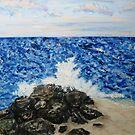 Ocean Blue by Kimberly  Daigle