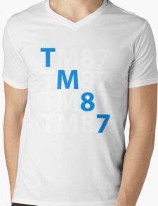 TM87 Mens V-Neck T-Shirt