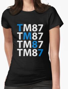 TM87 Womens Fitted T-Shirt