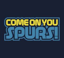Come On You Spurs! 2 by MJ96