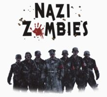 Nazi Zombies by Kyle Whitehouse