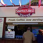 'Seattle's Best' in Dawlish by Charmiene Maxwell-batten