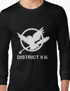 District 9 3/4 Long Sleeve T-Shirt