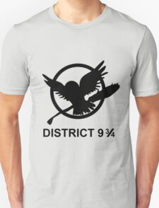 district 9 3/4 T-Shirt