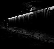 The darkest room by Jocelyn  Parry-Jones