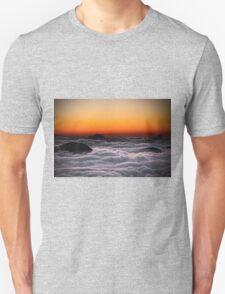 Towards the light Unisex T-Shirt