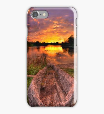 Relax, it's October iPhone Case/Skin