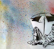 homeless rain by Ben Perrin-Smith
