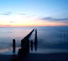 sunset before storm  by Pawel Paszkowski