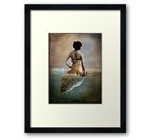 Hear me calling Framed Print