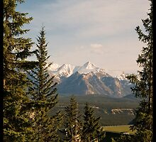 A little bit of Banff series # 4 by Elisabeth Dubois