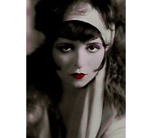 The Great Clara Bow Photographic Print