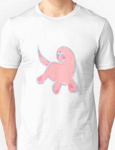 Pretty Pink Dinosaur T-Shirt