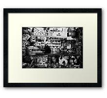 Tim Hotshot Framed Print