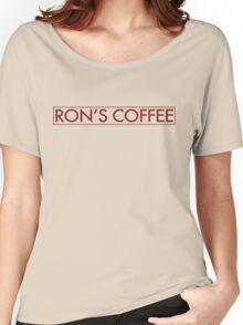 Ron's Coffee Women's Relaxed Fit T-Shirt