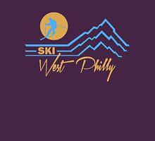 Ski West Philly Unisex T-Shirt