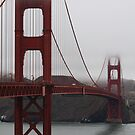 The Golden Gate Bridge by CherylBee