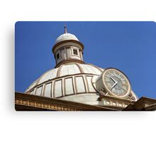 Route 66 Courthouse Canvas Print
