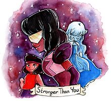 Stronger Than You by MargoMundo