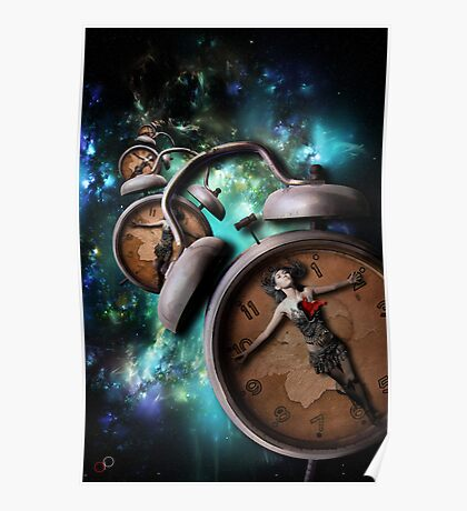 Time Will Reveal the Dreams of your Heart Poster
