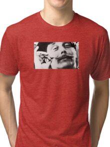 Historical Hipsters - HG Wells Tri-blend T-Shirt