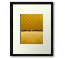 The Lux Framed Print