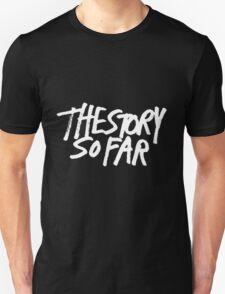 The Story So Far Logo (White on Black) T-Shirt